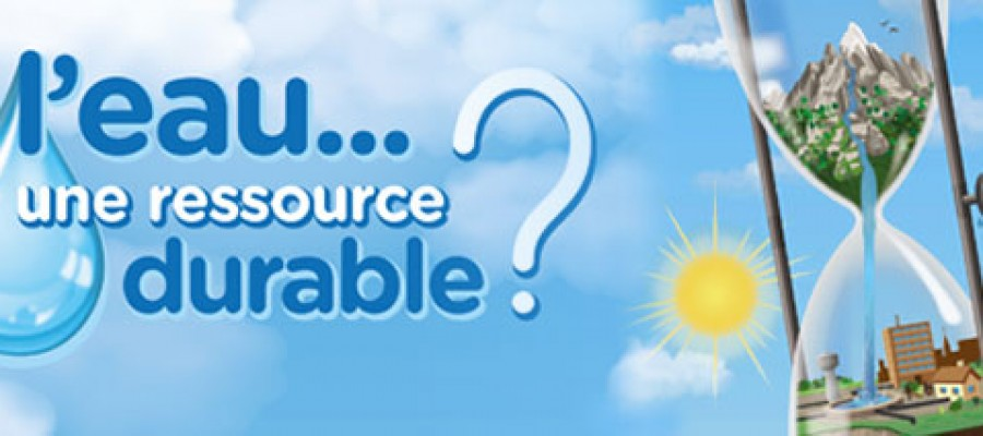 L'eau, une ressource durable ?